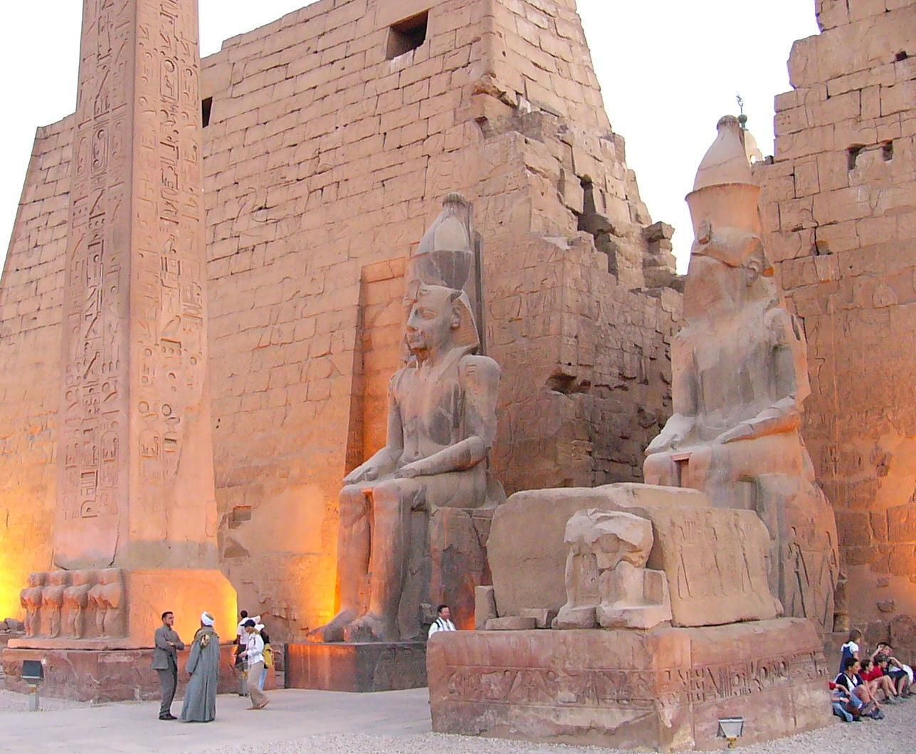 Luxor Tempel