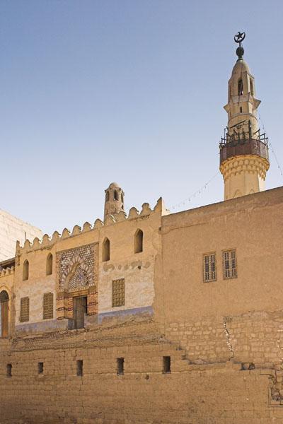 Luxor Tempel - Moschee