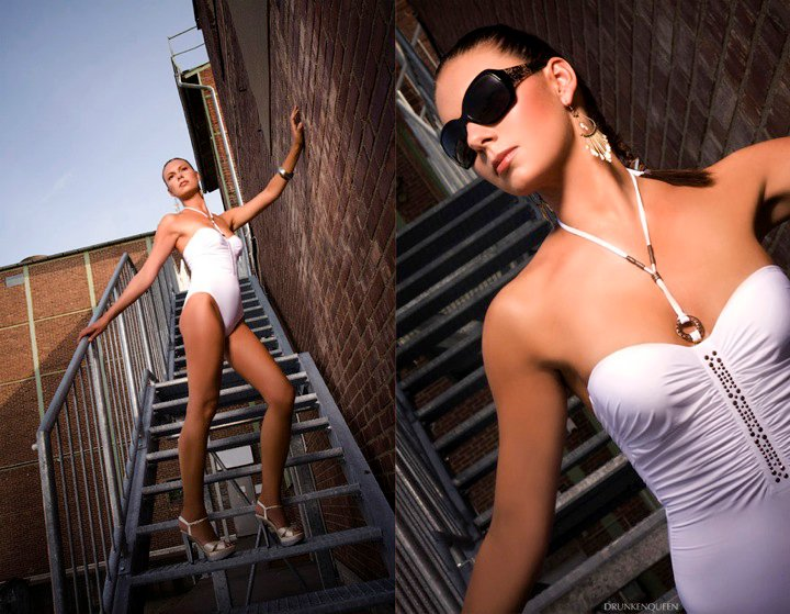 .luxury swimwear.