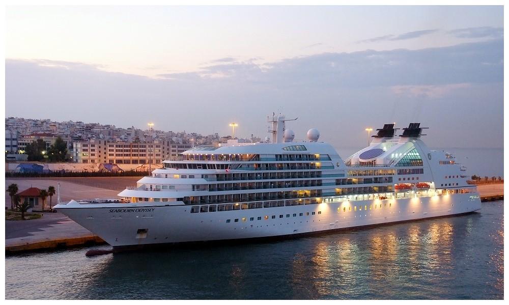 Luxus Pur an der Pier