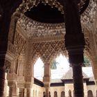 Luz en la Alhambra