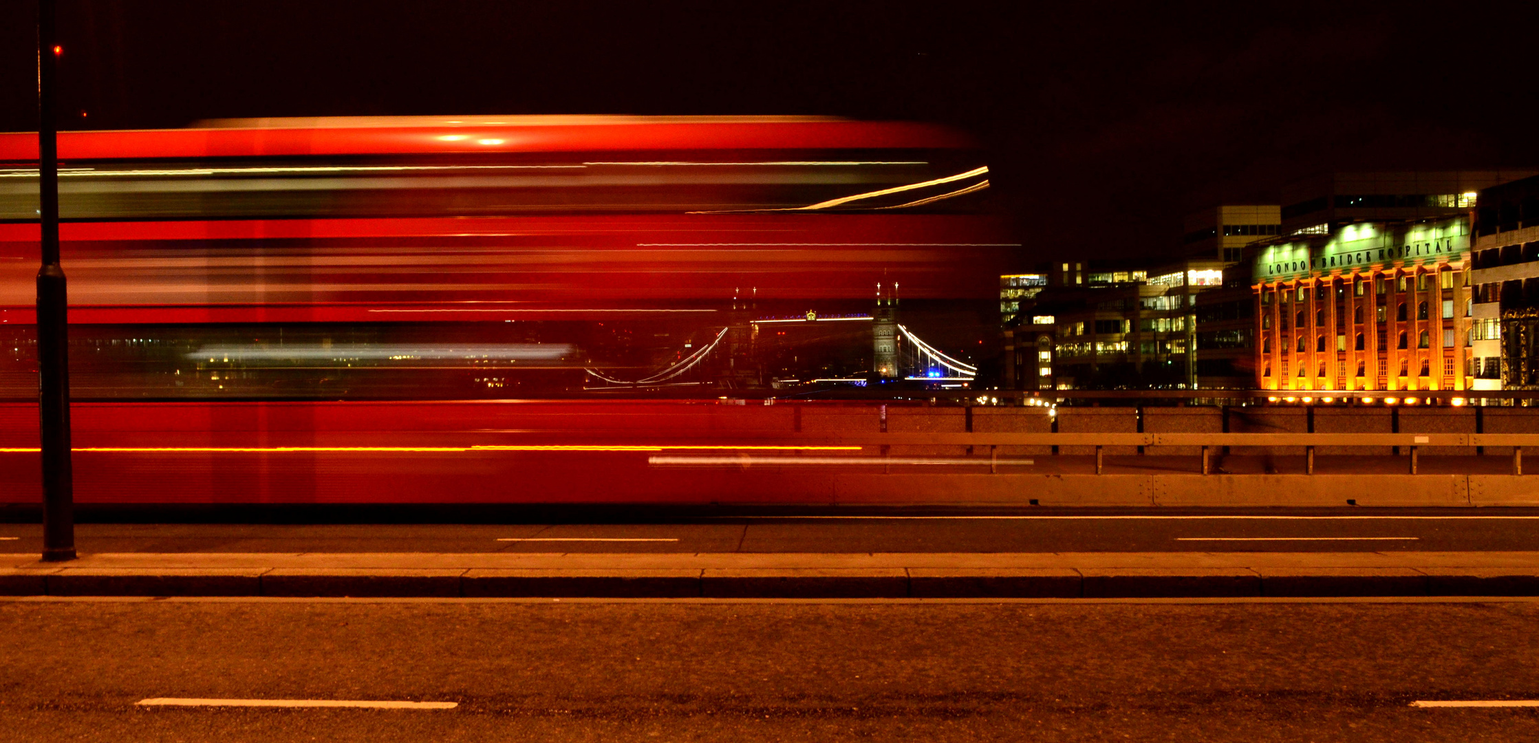 Luz en Londres