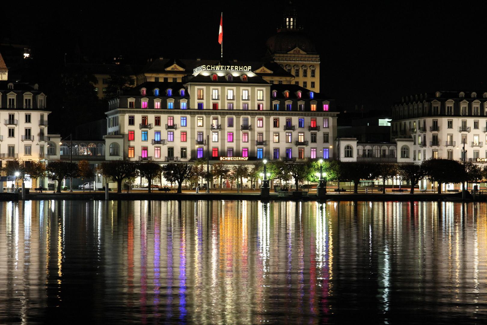 Luzern- Hotel Schweizerhof