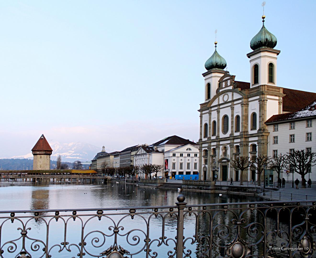 Luzern - Postkartenmotiv!