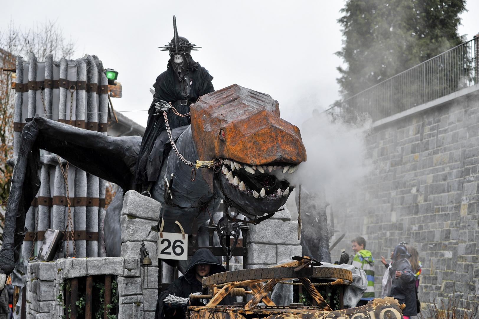Luzerner Fasnacht - Conversio