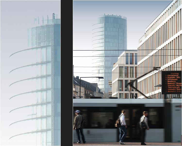 LVR-Turm, Köln