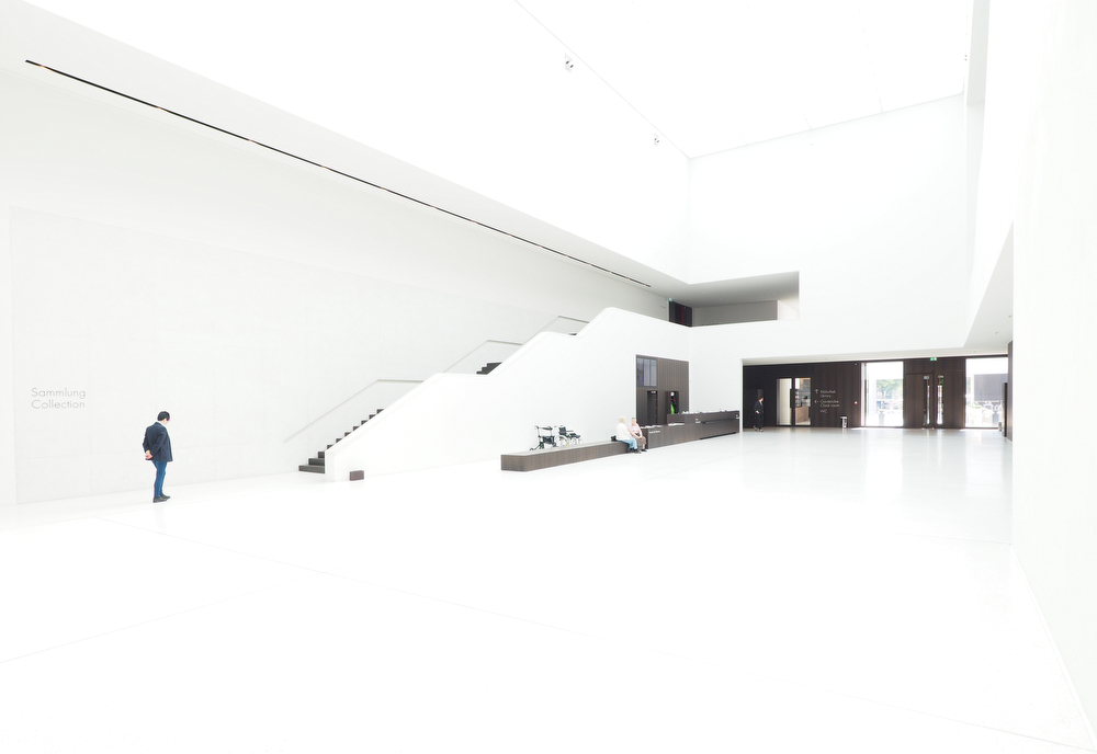 LWL Museum Münster Foyer