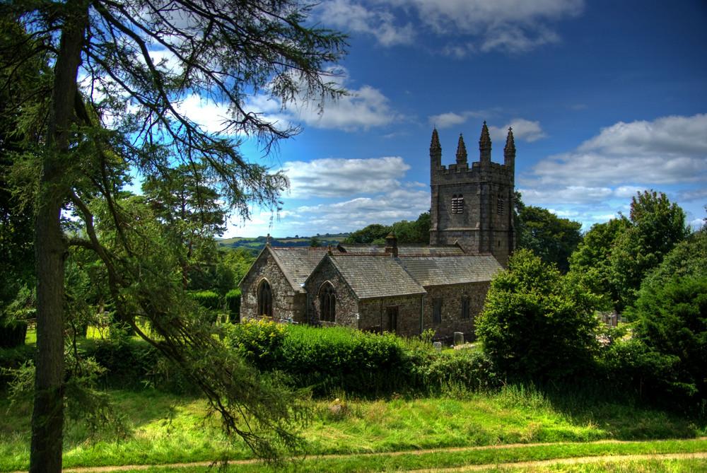 Lydford Church