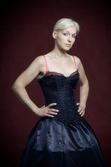 Lydia – Black Dress