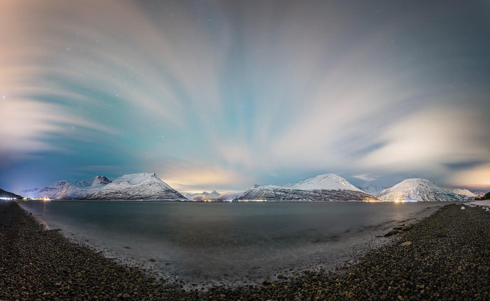Lyngen-Fjord