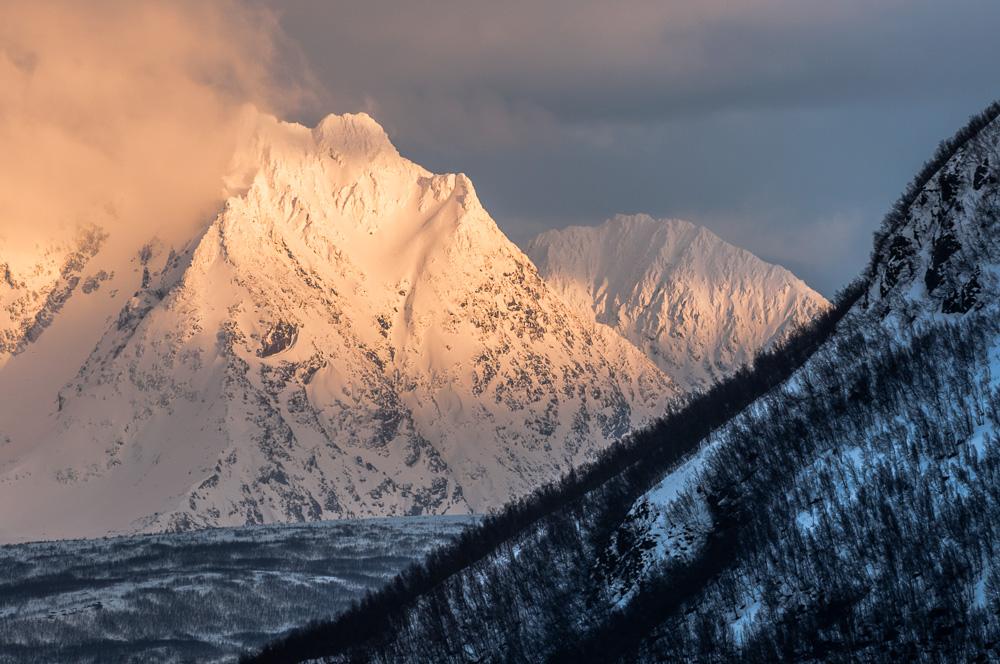 Lyngenalpen II, Norwegen