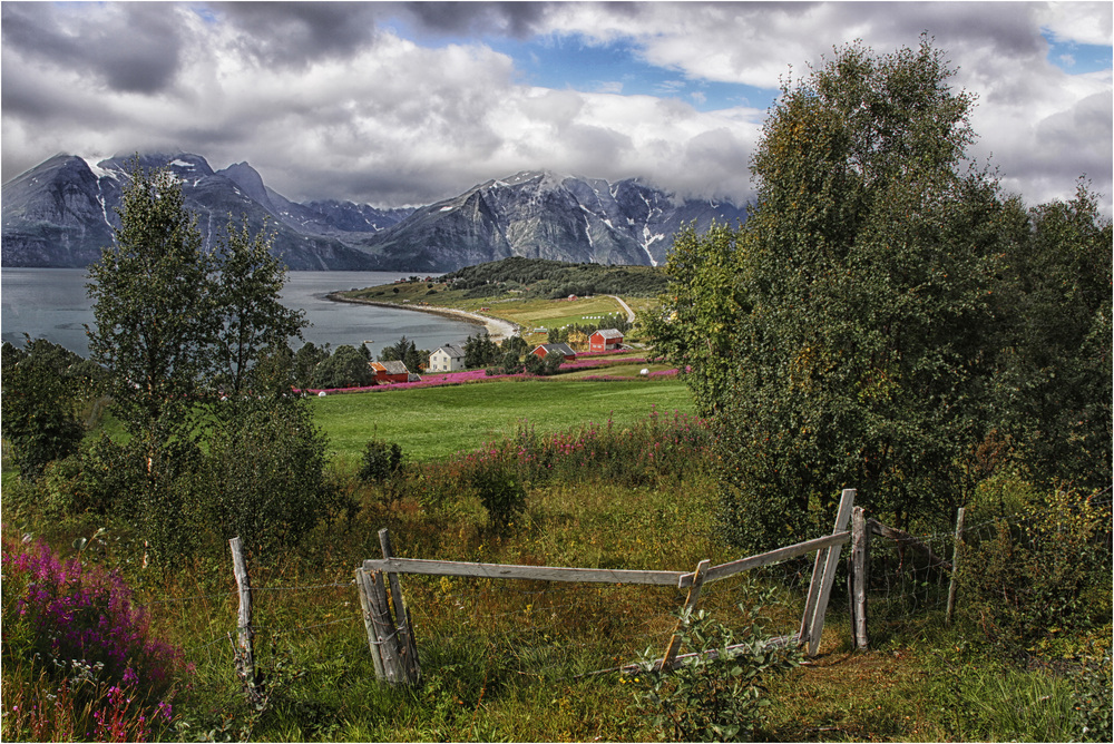 Lyngsalpen / Troms
