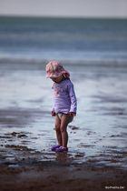 Lynn-Marie und das Meer...