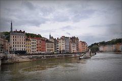 Lyon an der Saône