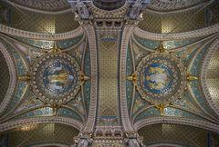 Lyon - Basilique Notre-Dame de Fourviére 6