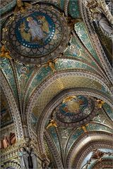 Lyon - Basilique Notre-Dame de Fourvière