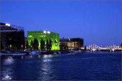 Lyon by night - En navigation