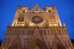 Lyon - Cathedral