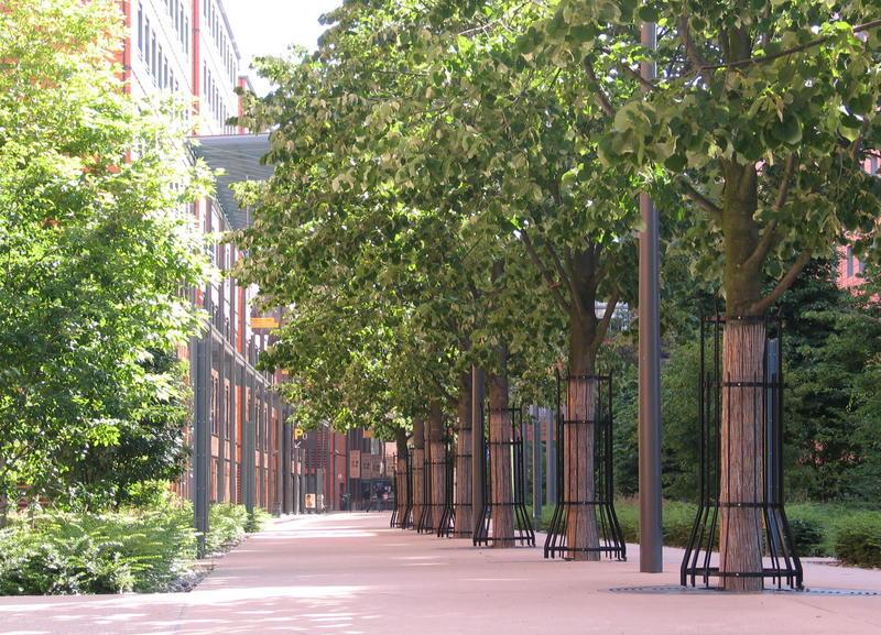 Lyon, Cité Internationale von Renzo Piano