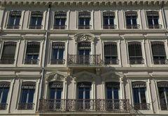 Lyon - Fassade Detail 2