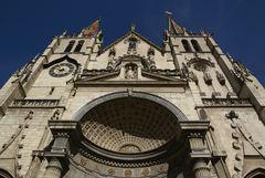 Lyon - Église Saint-Nizier