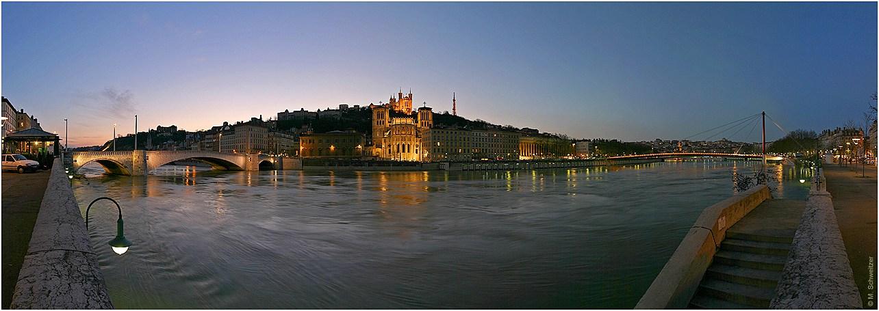 Lyon - Quai des Célestins