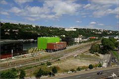 Lyon - Quartier de la Confluence