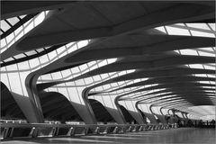 Lyon-Satolas TGV-Station 2