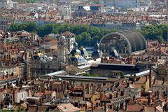 Lyon - Vieille ville et Opéra