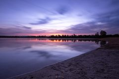 LZB vom Sonnenaufgang