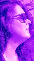 m. in purple