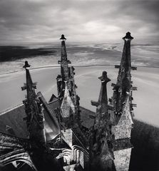 M. Kenna - Six p.m., Mont St. Michel, France. 1998