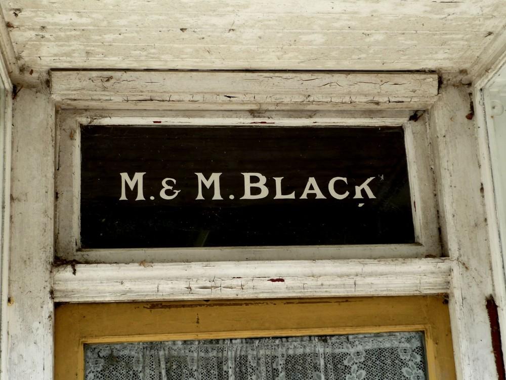 M.& M.Black