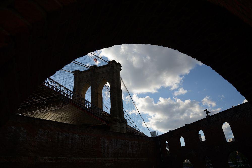 m y     brooklyn bridge