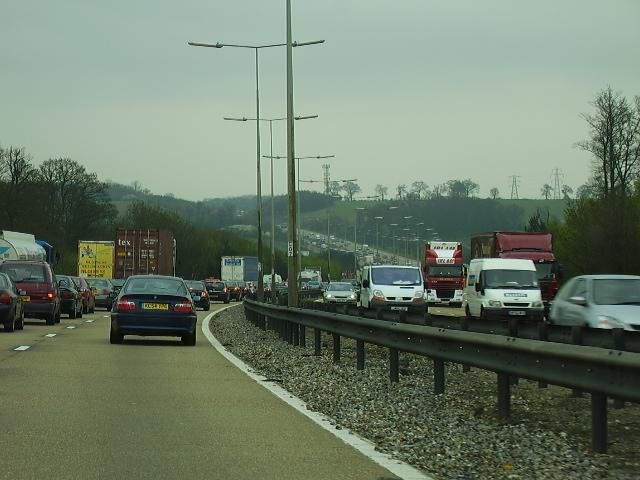 M25 London