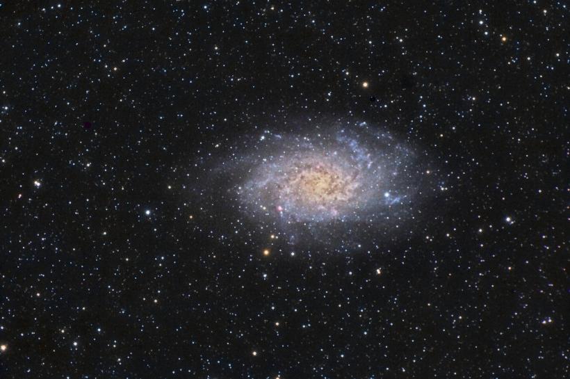 M33 Triangulum Galaxie