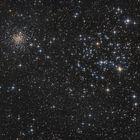 M35 im Sternbild Zwillinge