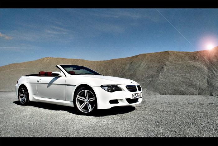 M6 Cabrio Korrektur