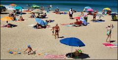 Ma plage en été