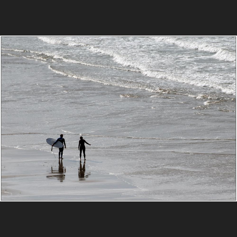 Ma surf est parti!