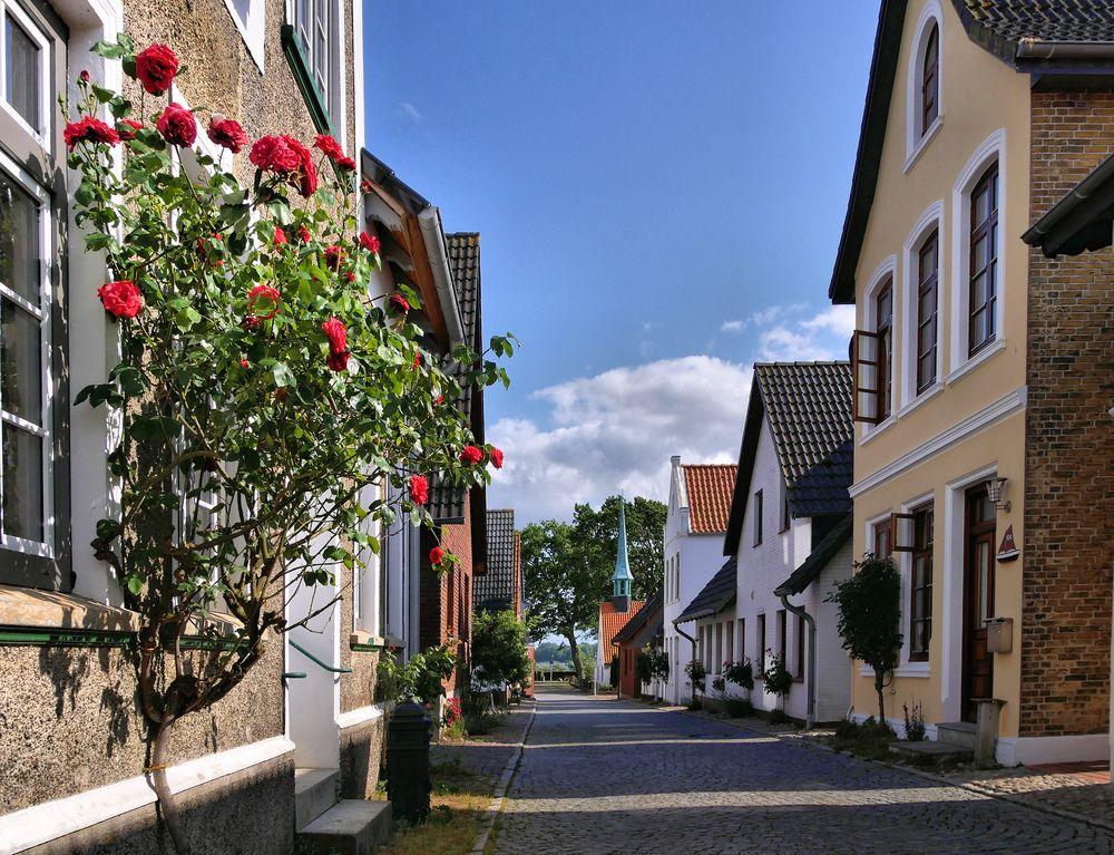 Maasholm an der Schlei