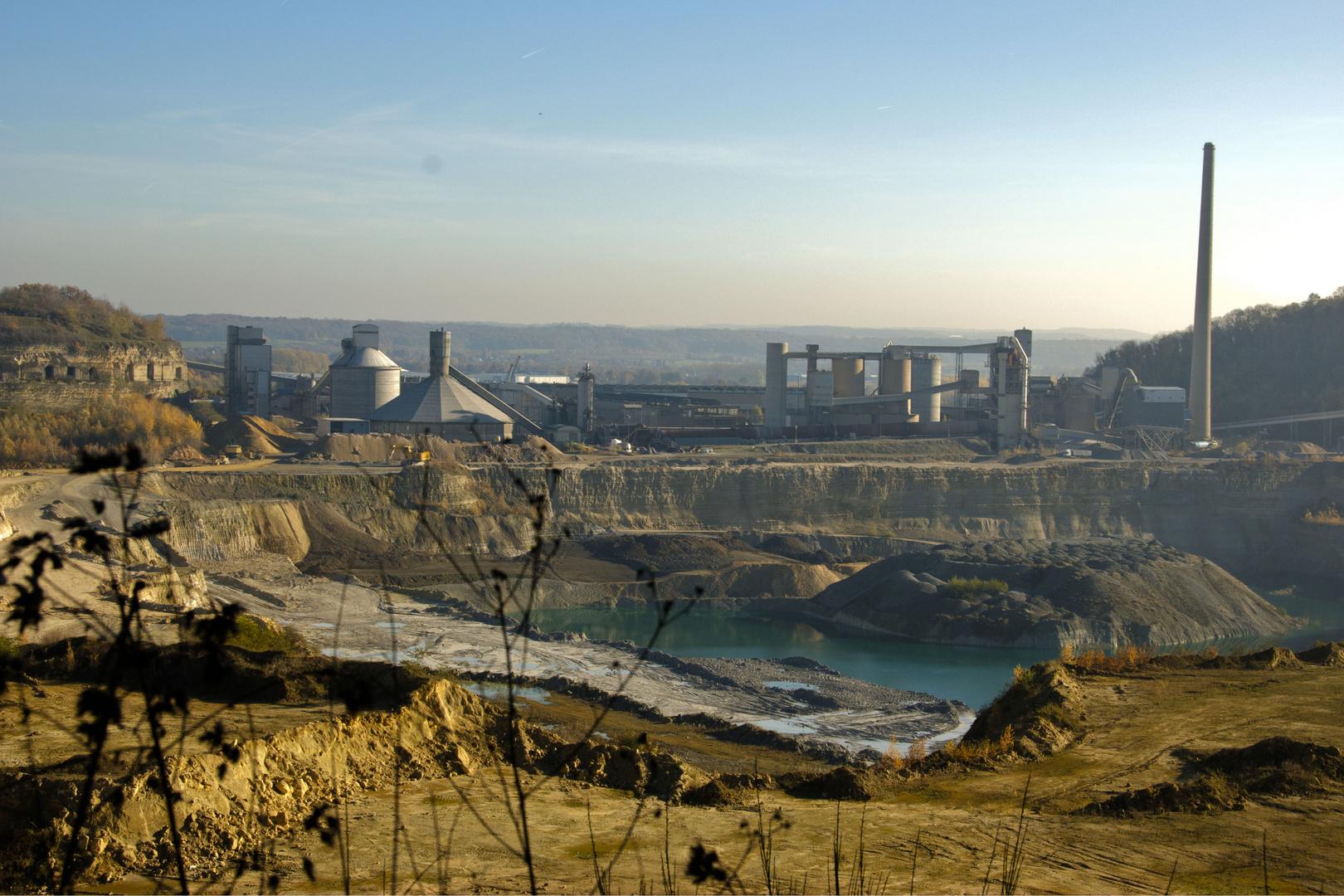 Maastricht - ENCI-Plant (Dutch Cement Works) - 04