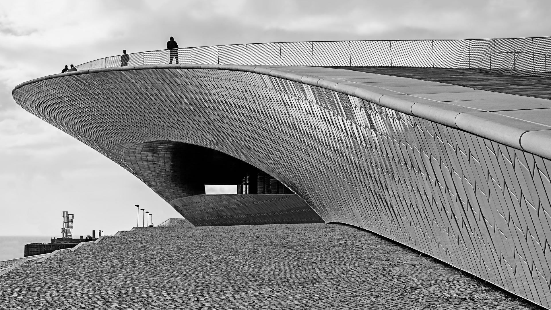 MAAT - Museu de Arte, Arquitetura e Tecnologia.
