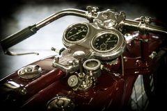 Mabeco - Blick auf die klassischen Armaturen