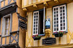 Macaronerie, Quimper, Bretagne, France