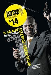 Maceo Parker - das Titelgesicht der Jazztage Dresden 2014