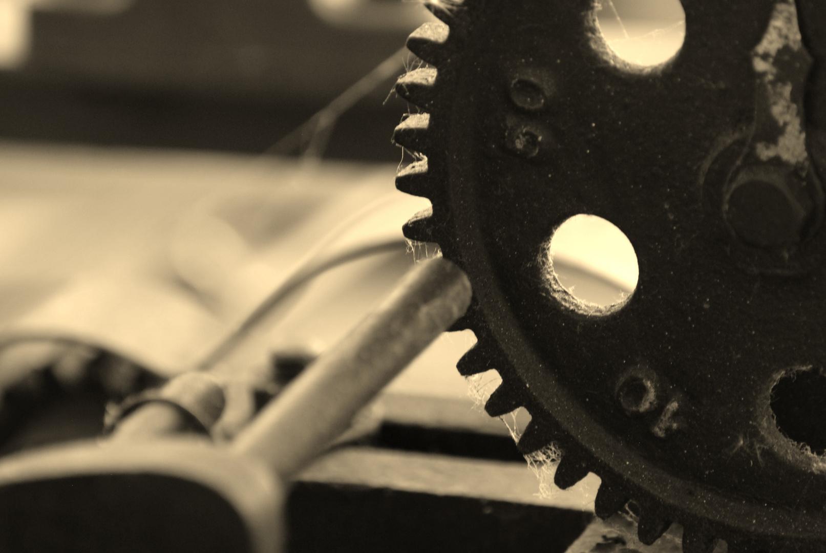 MACHINE ONE