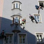 machmal würde ich gerne die Wand hoch gehen...