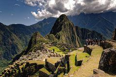 ... Machu Picchu ...