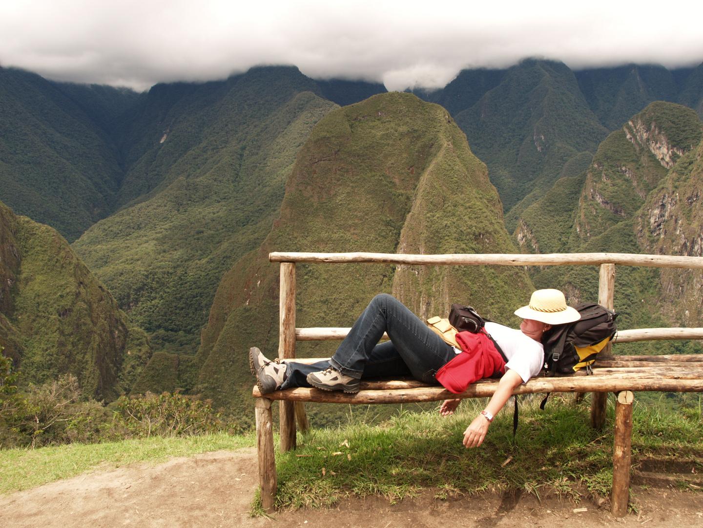Machu Picchu hat mich einfach erschlagen. Unbeschreiblich, unvergesslich!